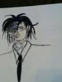 Kekkaishi bad guy!