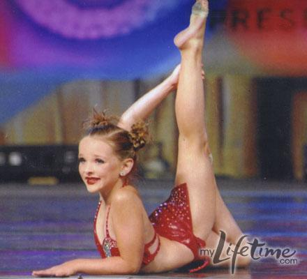Kendall- Past Recital/Competition