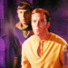 Kirk and Spock - james-t-kirk icon