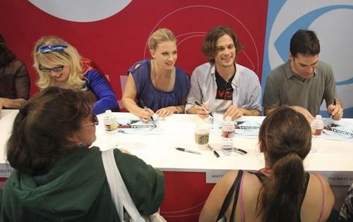 Kirsten, AJ, Matthew & Thomas