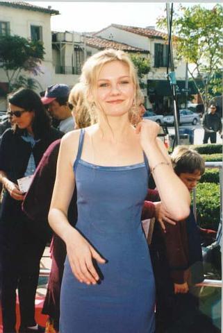 """Kirsten at the """"Anastasia"""" Premier"""