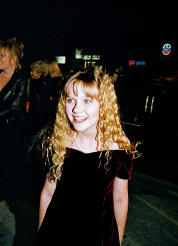 """Kirsten at the """"Interview With The Vampre"""" Premier"""