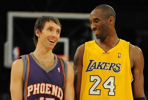 Kobe & Steve