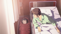 Kyon and Haruhi