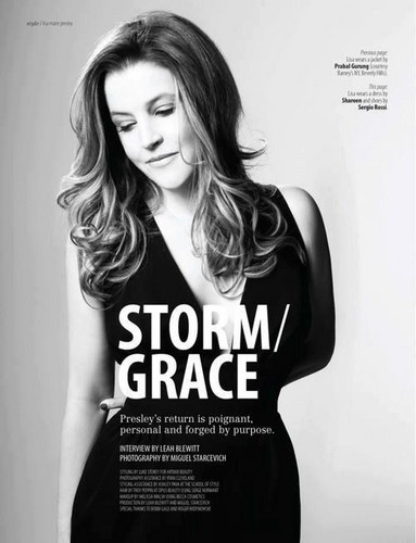 LMP ~ Fault Magazine 2012