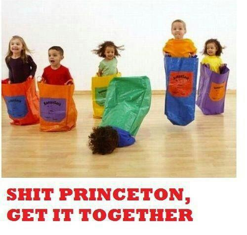 LOL! It's not really him. - princeton-mindless-behavior Photo