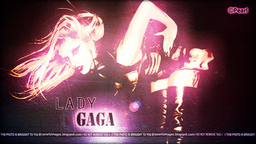 Lady GaGa pic por PEARL!~ Hope ya all like it!~ :)