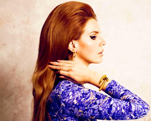 Lana Del Rey karatasi la kupamba ukuta probably with a portrait called Lana♦