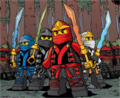 Lego NinjaGo - ninjago fan art