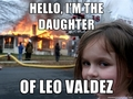 Leo's Daughter... (Meme)