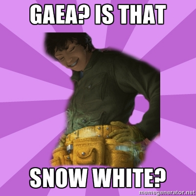 Leo's thoughts on Gaia... (Meme)