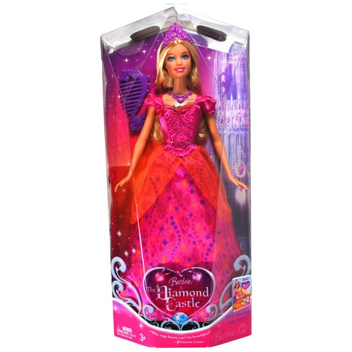 Liana doll in the box