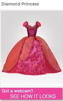 Liana's dress