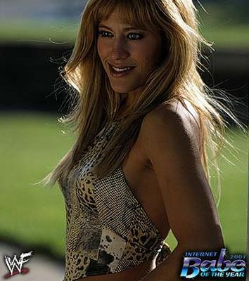 Lilian Garcia Photoshoot Flashback
