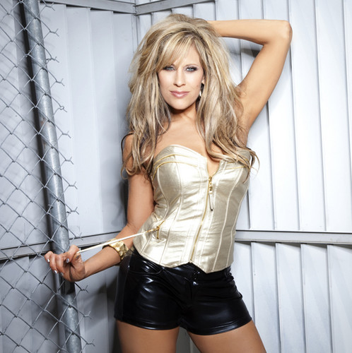 Lilian Garcia پیپر وال containing a chainlink fence entitled Lilian Garcia