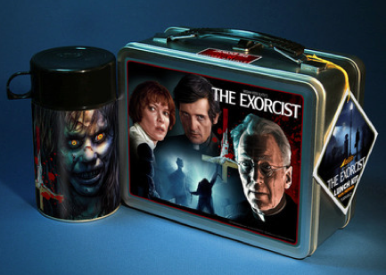 The Exorcist Lunch Box