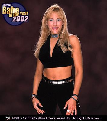 Lilian Garcia 壁紙 with attractiveness entitled Linda Miles Photoshoot Flashback