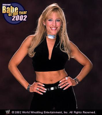 Lilian Garcia achtergrond possibly with attractiveness, a legging, and a portrait called Linda Miles Photoshoot Flashback