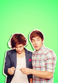 Lirry - one-direction-bromances fan art