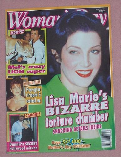 Lisa Marie magazines