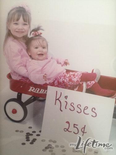 Little Maddie and Baby Mackenzie