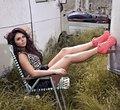 Little Mix   Fabulous Magazine Photoshoot   July 2012.