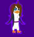 Lizzie as a Penguin! - fans-of-pom photo