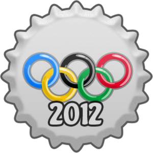 ロンドン Olympics 2012 キャップ