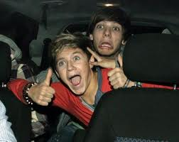Louis and Niall= Nouis