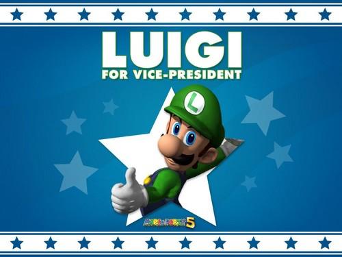 Luigi for vice-president