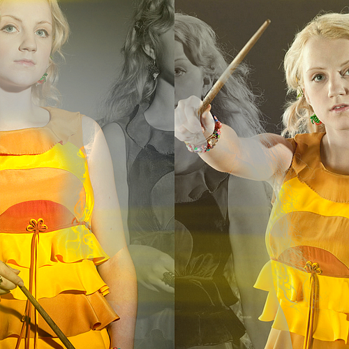 Evanna Lynch fondo de pantalla called Luna