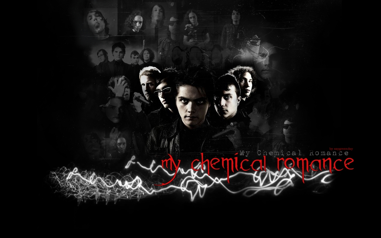Chemical Romance Wallpaper Chemical Romance