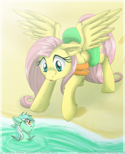 MOAR DUMPING - my-little-pony-friendship-is-magic Fan Art