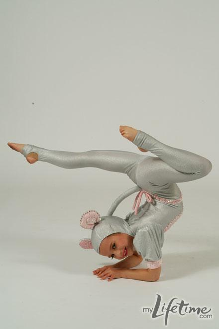 Mackenzie- Dance picture (Mouse)