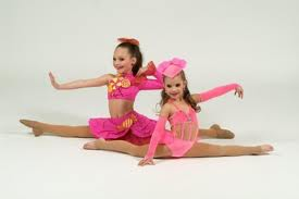 Dance Moms wallpaper called Maddie and Mackenzie