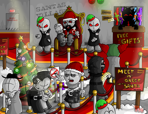 Madness Combat Christmas