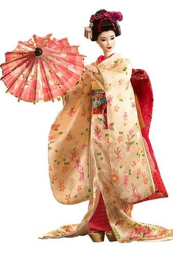 Maiko™ Barbie® Doll 2005