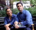 Mariska & Danny Pino Filming SVU - July 26, 2012 - mariska-hargitay photo