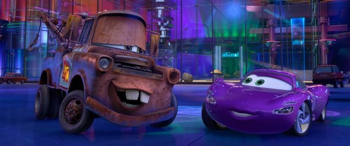 Mater and Holley