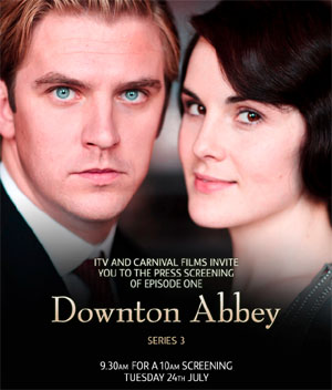Matthew & Mary - downton-abbey Photo
