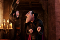 Mavis and her father - hotel-transylvania photo