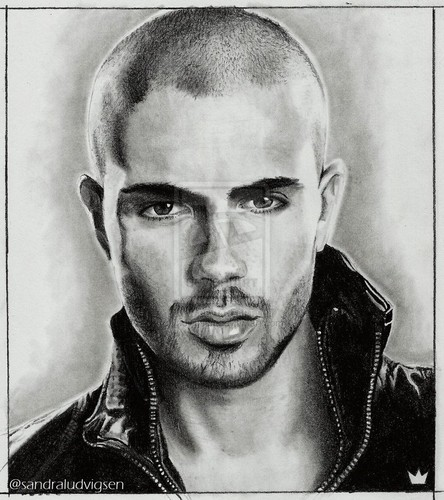 Max George Drawing <3
