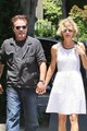 Meg Ryan and John Mellencamp Out in Hollywood [July 26, 2012] - meg-ryan photo