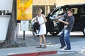 Meg Ryan and John Mellencamp Out in Hollywood [July 26, 2012] - meg-ryan photo