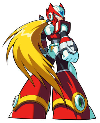 Megaman stuff