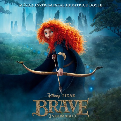 Brave spanish soundtrack