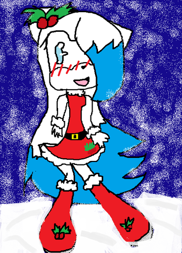 Merry early snowy christmas!