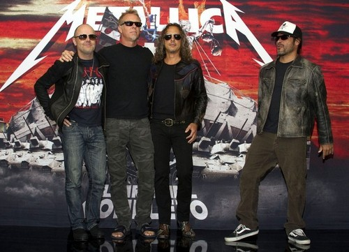 Metallica Goes to Mexico