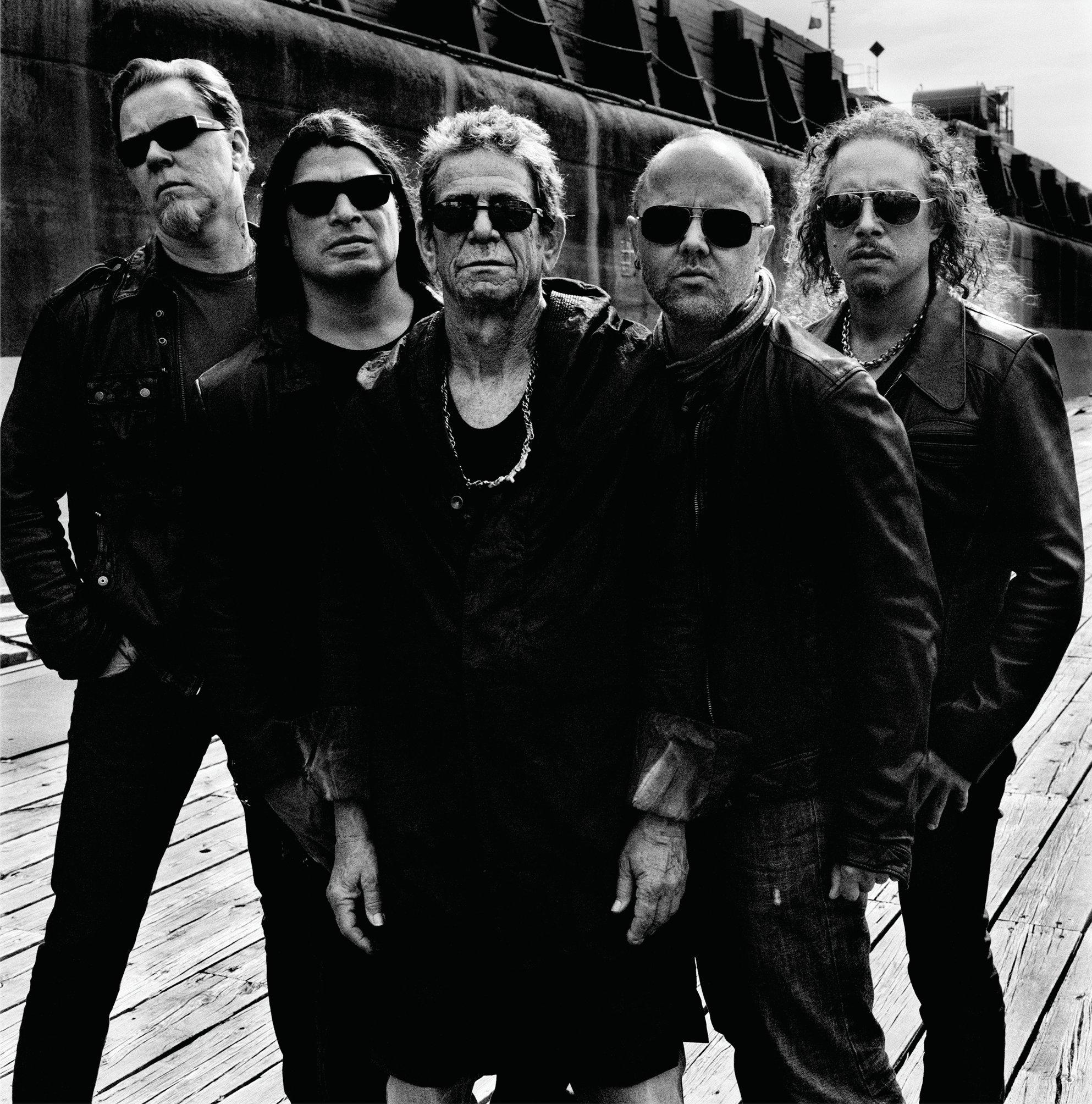 Metallica MetallicaMetallica Band Members