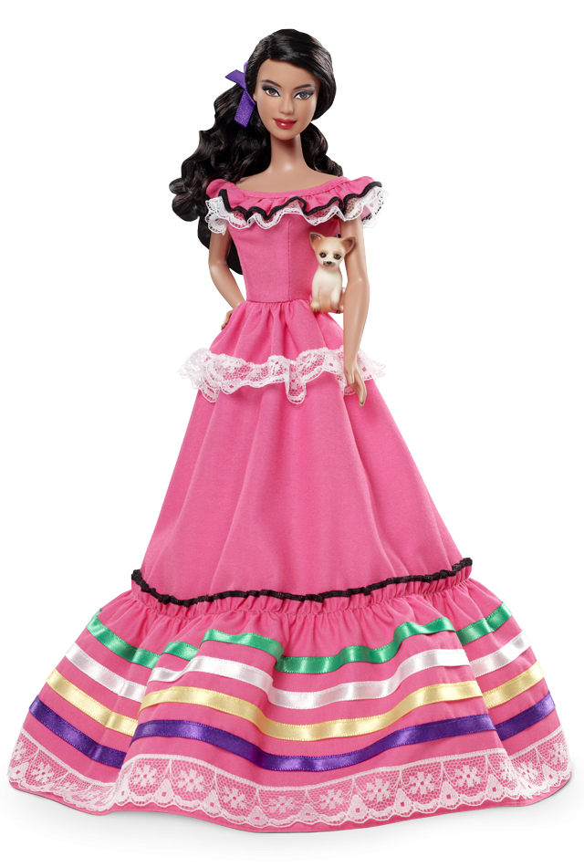 2012 Collection Barbie Mexico Barbie® Doll 2012